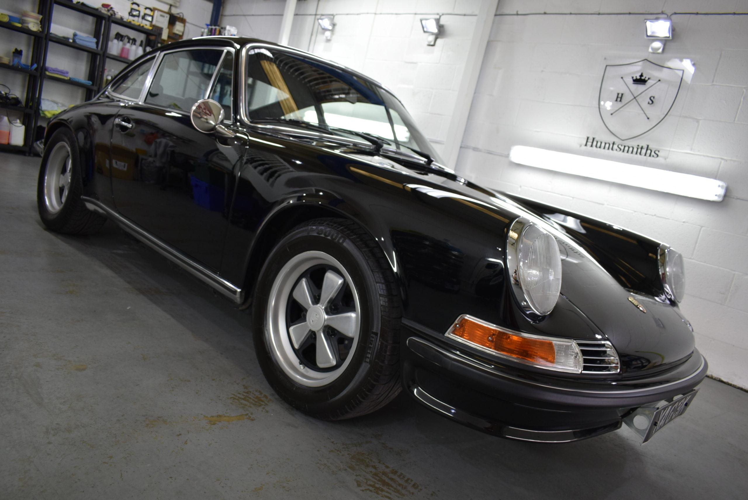 Porsche 911 Enhancement Detail